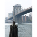 newyorkcity downtown brooklyn brooklynbridge bridge manhattan river
