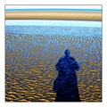 nature water sea portrait shadow