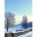 Snow in Derbyshire
