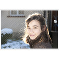 girl daughter winter Bulgaria nikon sigma sb600 speedlight