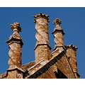 buildingfriday barringtoncourt somerset chimneys