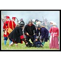 battle reenactment battleofsedgemoor sedgemoor westonzoyland somerset