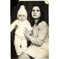 again me an my mother in november 1977
