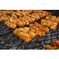 food chicken tikka barbeque