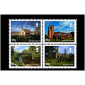 Postage stamps.....4 of my images  made into stamps.