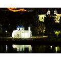 nightfriday2 mariamel Paros church reflection