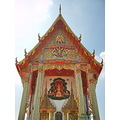 thailand wat temple architecture culture religion 2007 poulets