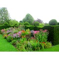 Herbaceous border at Felly priory
