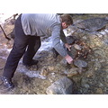 yosemite workshop blackberry shot of stephen oachs cleaning the set
