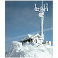 snowfriday funfriday whistler weather station bc canada