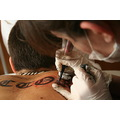 tatoo sesion