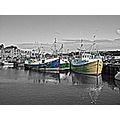 Padstow Fishing Fleet Hdr Cornwall 2011rob