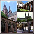 placeofworshipfriday funfriday muenster Basel Switzerland collage