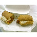Meatball grinder from Village (3/23/06)