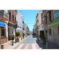 spain nerja street houses beauty petzka