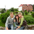 Didon,me n Agatka in Zalewo city