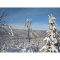 CzechRepublic Bohemia mountains winter landscape
