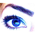 Eye for detail- On my eyebrows!! :)