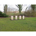 18.  and just four German graves. We were told that most of the German casualties were repatriate...