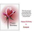 Wishing you a Birthday�����. Blooming with happiness & wonderful moments to My Dear Friend Just...