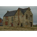 Hartlepool old building derelict