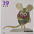 stlouis missouri us usa art stamp frederick macro 2006