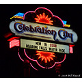 Branson missouri us usa architecture neon light nght CelebrationCity BH 2008