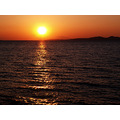 sunset lagonisi attiki greece