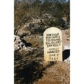 Memorial Tombstone Arizona USA Graveyard Cemetary