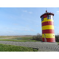 lighthouse Pilsum Germany