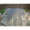 Looking down from the Eifel Tower