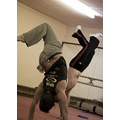 capoeira training gym martial arts