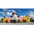 Touristtrap tourist buildings wizard florida souviner panoramic