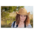 girl woman wife portrait hat summer fun outdoor