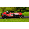 Vintage Car Hill Climb Racing