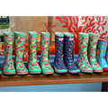 wellies boots rain colour