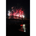 brunel bridge fireworks devon cornwall albert