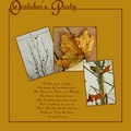 fall autumn leaf leaves tree garden nature outdoor october party