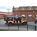 england whitby architecture vehicles people