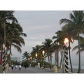 Hollywood Beach Home Morning Walk