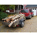 wood fire firewood pontiac home