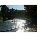 reflectionthursday kids swimmingpool Park Bertrand Geneva