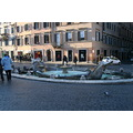 fountain rome spanish steps