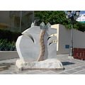 Spain Torremolinos sculpture marble art
