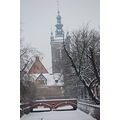 church winter