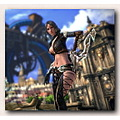 tera online open beta character screen selection human archer