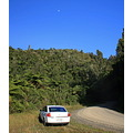 hunua ranges hunuaranges blue sky car