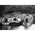 historic narrowboat president kildare gower river canal boat