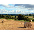 Countryside Landscape Scenery View Farmland