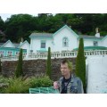 Stuboy at Portmeirion